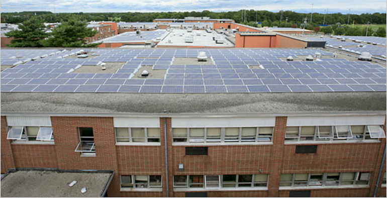 Solar Powered Schools
