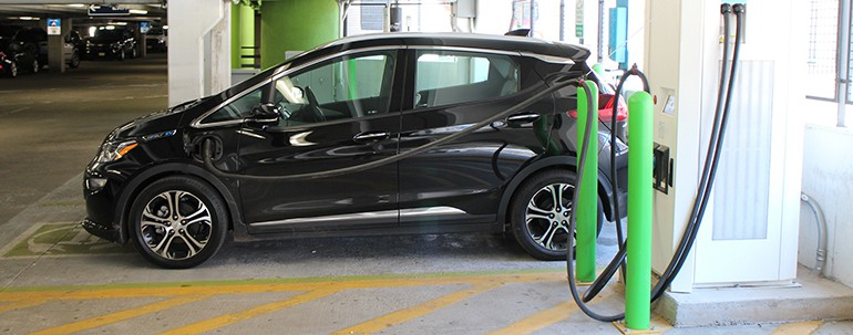 Electric Charging Stations in Workplaces