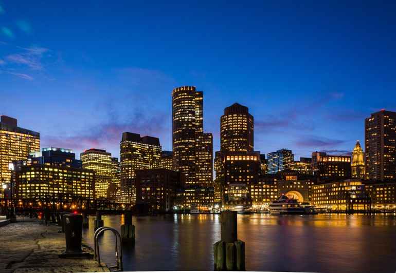 Going Carbon-Free in Boston