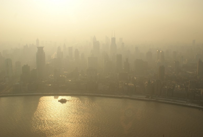 Air Pollution Killing More People than Smoking