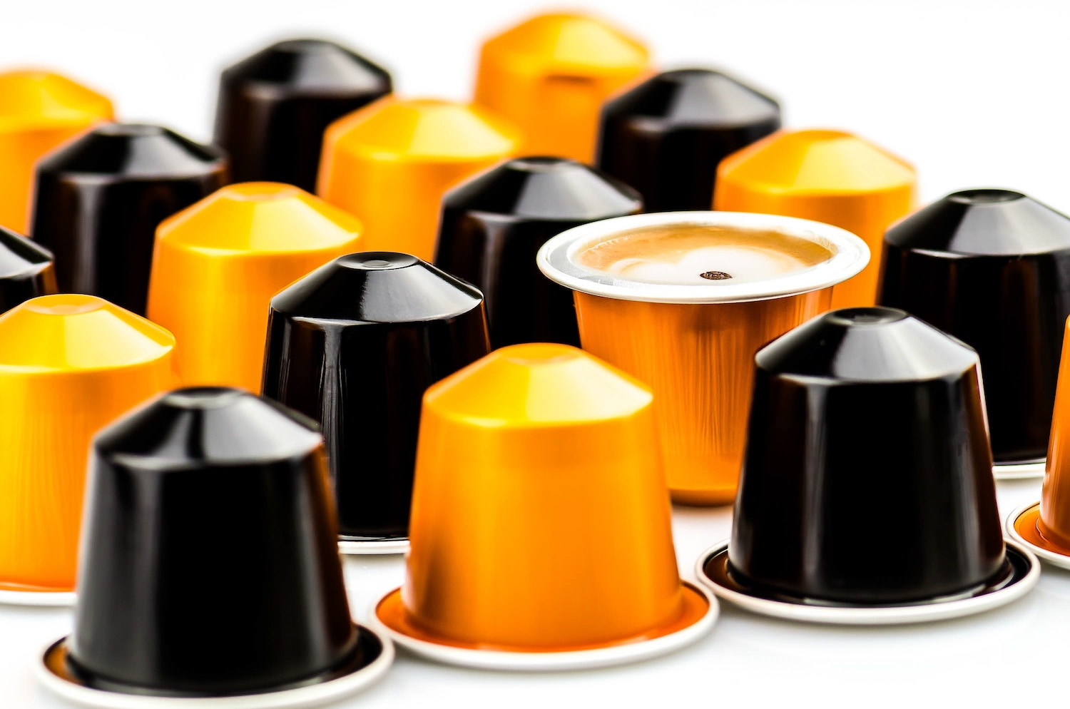 Coffee Pods and the Environment
